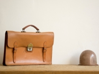 Loft design bag vintage aktatáska kézitáska briefcase handbag Aktentasche Handtasche