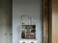 Loft design Duplex loft lakás orvosi szekrény medical cabinet