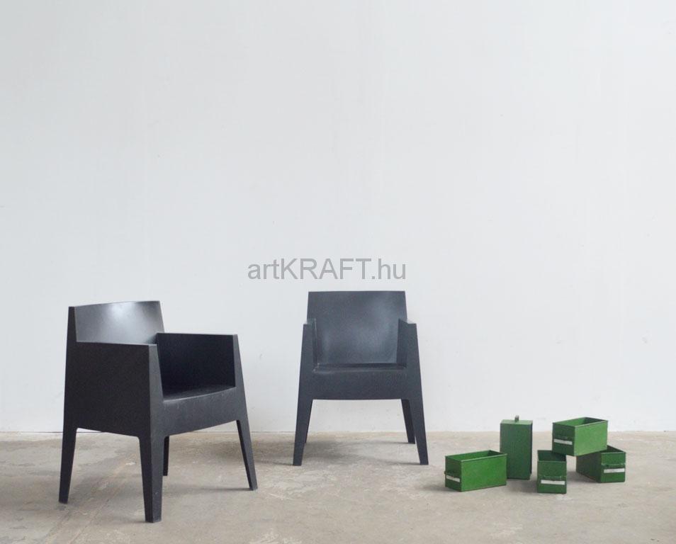 Loft design Philippe Starck Toy étkez?szék dining chair Esszimmerstuhl m?anyag kerti szék plastic garden chair Plastikgartenstuhl & Philippe Starck Toy chairs (2 pcs) - artkraft Loftdesign
