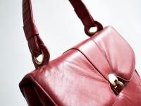 Loft design vintage női bőr kézi táska ladies leather handbag Damen Handtaschen aus Leder