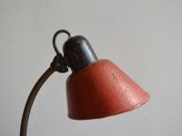Loft design Ipari régi asztali íróasztali lámpa Fabrik Lampe Industrie Industrial Desk lamp