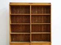 Loft design régi old alte ipari industrial industriell polcos szekrény könyvespolc bookshelf Bücherregal