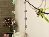 Loft design artkraft Projekt Showroom pop-up Nanushka Je Suis Belle Tomcsányi Dóra