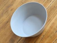 Loft design reggeliző szett breakfast set Frühstücksservice bambusz tányér Bambus-Platte bamboo plate pohár müzlis tál glass bowl of cereal Glas Schüssel Müsli újrahasznosított recycelt recycled
