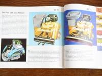 Loft design autó prospektus Auto-Broschüre car brochure dekoráció dekoration decoration ipari industrial industriell shabby chic rusty style artkraft