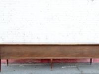 Loft design régi hatalmas bolti pult old huge shop counter alter riesiger Ladentisch ipari industrial industriell shabby chic rusty style artkraft