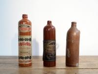 Loft design régi kerámia üveg Alte Keramik Flasche Old ceramic bottle dekoráció dekoration decoration
