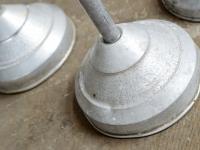 Loft design csikktartó hamuzó stand ash stehen Asche ipari indusrial industriell shabby chic rusty style artkraft