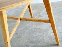 Loft design kecses retró asztal graceful retro table würdevolle Retro-Tisch lerakóasztal Beistelltisch side table dohányzóasztal coffee table Couchtisch ipari industrial industriell shabby chic rusty style artkraft