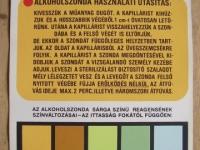 Loft bútor Retro munkavédelmi plakát 2
