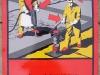 Loft design Retro munkavédelmi plakát