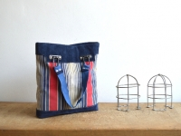 Loft design bag recycled bevásárlótáska shopper shopping bag Einkaufstasche