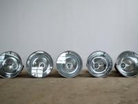 Loft design régi industrial ipari industriell alumínium mennyezeti lámpa aluminum ceiling lamp Aluminium-Deckenleuchte
