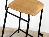 Loft design ipari bárszék industrial bar stool chair industriell Barhocker shabby chic rusty style artkraft