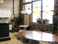Loft design Festő loft lakás Chicago 1