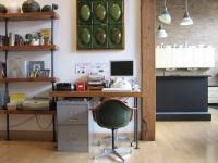 Loft design Festő loft lakás Chicago 7