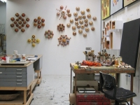 Loft design Festő loft lakás Chicago 9