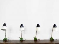 Loft design szovjet asztali lámpa Soviet table lamp Sowjetische Schreibtischlampe fali lámpa Wandleuchte Wall Lamp éjjeli lámpa night light Nachtlicht ipari industrial industiell shabby chic rusty style artkraft
