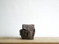 Loft design bag vintage régi katonai válltáska military shoulder bag Militär Umhängetasche
