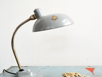 Loft design Kaiser Idell desk lamp office lamp industrial asztali lámpa ipari industrielle Tischlampe ipari hivatali lámpa asztali lámpa shabby chic rusty style artkraft