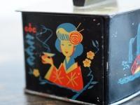 Loft design Távol-Keleti teásdobozok Far Eastern Teedose Far Eastern Tea Box dekoráció dekoration decoration ipari industrial industriell shabby chic rusty style artkraft