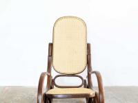 Loft design régi thonet hintaszék rocking chair Schaukelstuhl ipari industrial industiell shabby chic rusty style artkraft