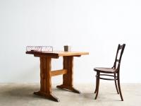 Loft design ipari régi industrial writing desk íróasztal Schreibtisch