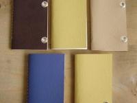 Loft design Újrahasznosított füzetek Recycled notebooks Notizbuch