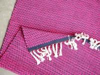 Loft design újrahasznosított pamutszőnyeg recycled cotton rug recycelter Baumwolle Teppich carpet