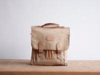 Loft design vintage bőr kézitáska vintage leather handbag Vintage Leder Handtasche