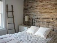 Loft design Vintage retro lakás interior Innere
