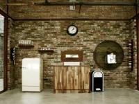 Loft design Industrial iroda Industrial-style office Büro mit Industrie-Stil WKK GmbH