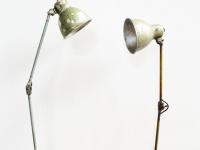 Loft design indutrial ipari műhelylámpa workshop lamp Werkstattlampe falilámpa Wandleuchten wall lights asztali lámpa table Lamp Tischleuchte shabby chic rusty style artkraft