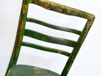 Loft design parasztszék peasant chair Bauernstuhl étkezőszék Esszimmerstuhl dining chair dolgozószék working chair Arbeitsstuhl ipari industrial industriell shabby chic rusty style artkraft