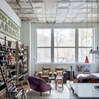 loft design loft enteriőr loft spaces industrial spaces industrial studio industrial vintage furnitures design, Chelsea