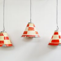Loft design bója mennyezeti lámpa buoy ceiling lamp Deckenleuchte ipari industrial industriell shabby chic rusty style artkraft