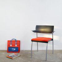 Loft desgin Kinnarps szék Stuhl chair dolgozószék Arbeitsstuhl working chair Tony Wills & Brian Watson ipari industrial industriell shabby chic rusty style artkraft