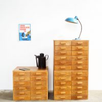 Loft design sokfiókos műhely ipari szekrény industrial workshop factory chest of drawers cabinet industrie fabrik schubladenschrank shabby chic rusty style artkraft