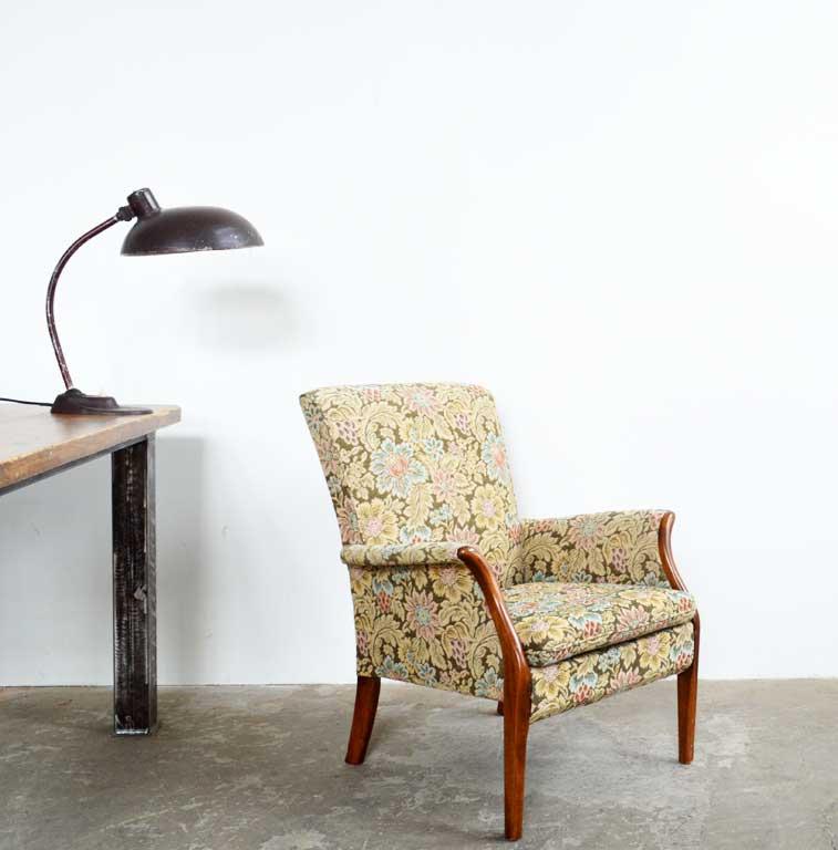 Lesesessel Design knoll vintage armchair artkraft loftdesign