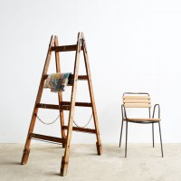loft design ipari létra industrial ladder industrie Leiter