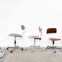 Loft design régi irodai retro forgószék Vintage swivel chair Drehstuhl alter Bürostuh ipari industrial industriell shabby chic rusty style artkraft