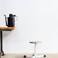 Loft design Ipari orvosi szék ülőke Medizinische Industrie Hocker Industrial medical stool shabby chic rusty style artkraft