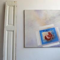 Loft design Madarassy György Tamás nagybányai festő absztrakt festmény abstract painting abstrakte Malerei