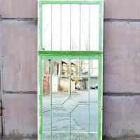 loft design régi ipari ablak tükör old industrial window mirror alte fabrik industrie fester spiegel artkraft