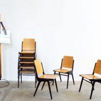 Loft design Austro Sessel szék chair Wiesner-Hager étkezőszék tárgyalószék Esszimmerstuhl dining chair ipari industrial industriell shabby chic rusty style artkraft