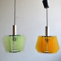 loft design retro vintage mennyezeti lámpa pop art ceiling lamp Deckenleuchten