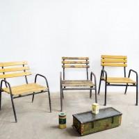 Loft design régi kerti szék old garden chair alten Gartenstuhl kerti bútor outdoor Furniture Outdoor-Möbel ipari industrial industriell shabby chic rusty style artkraft