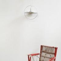 Loft design Space age mennyezeti lámpa Ceiling Lights Deckenleuchten