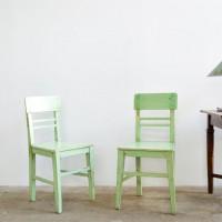 Loft design banánzöld parasztszék peasant chair Bauernstuhl étkezőszék Esszimmerstuhl dining chair dolgozószék working chair Arbeitsstuhl