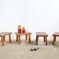 Loft design Régi fejőszék Melkschemel Old milking stool
